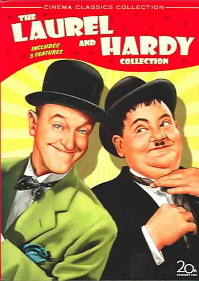 LAUREL AND HARDY GIFT SET BY LAUREL & HARDY (DVD)